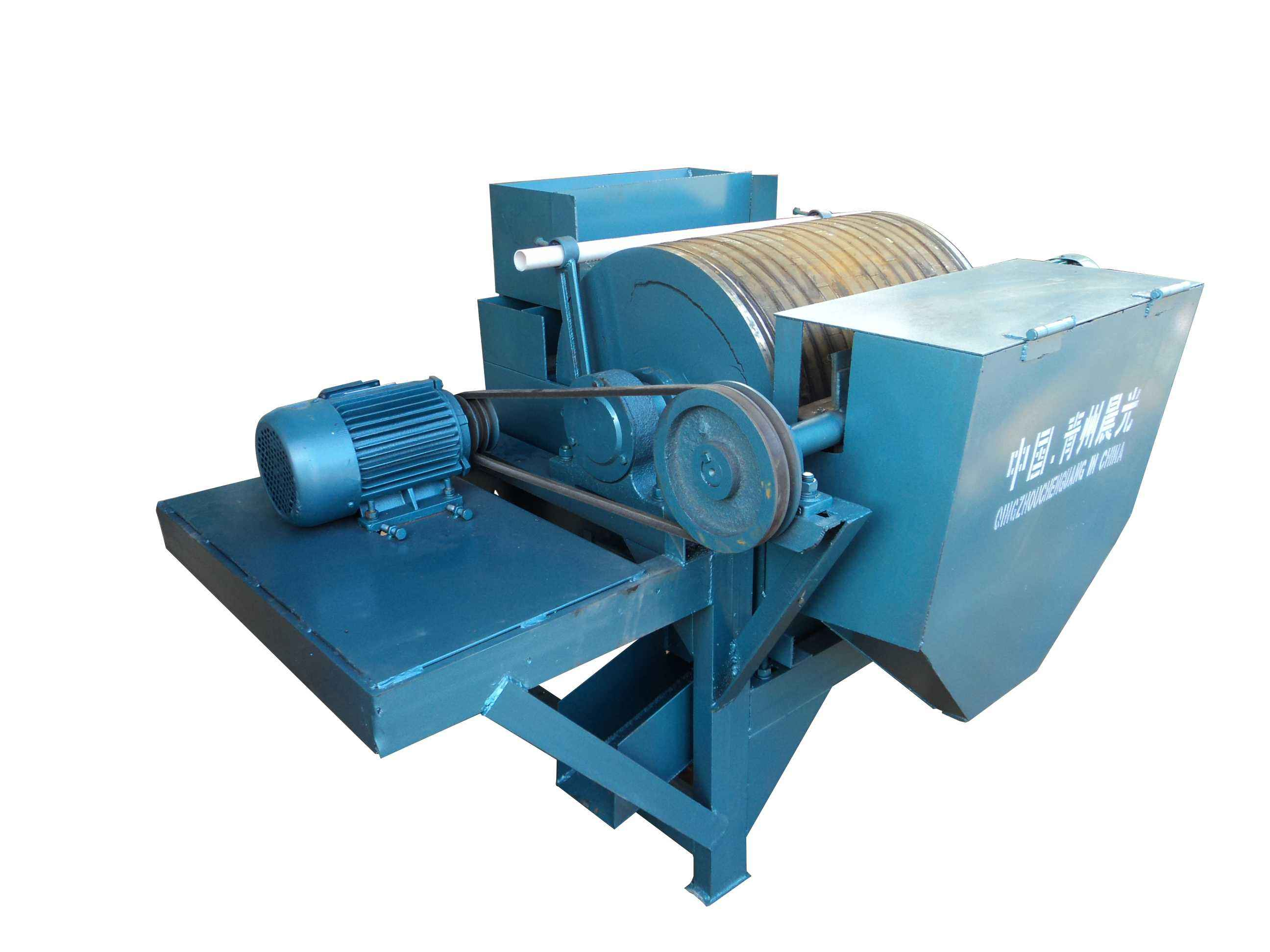 褐铁矿选矿设备