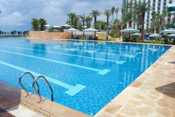 山东泳池设备