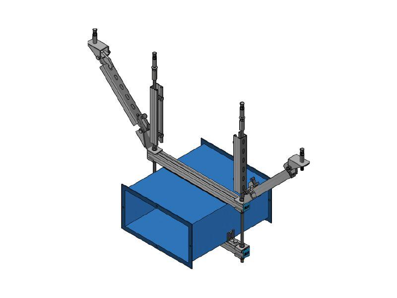 抗震支架设备