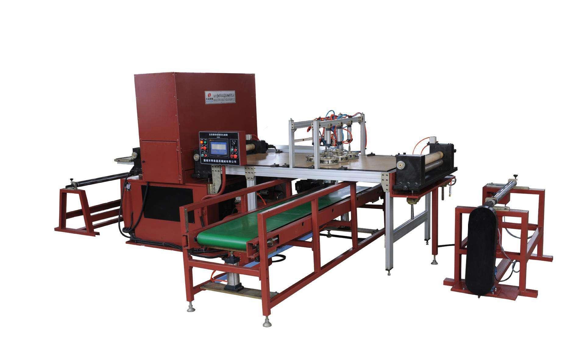 砂纸生产设备