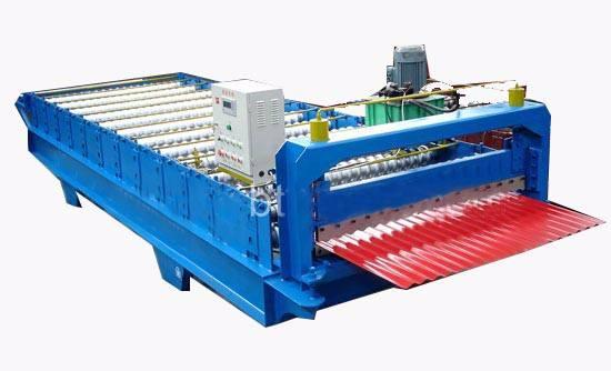 压型板设备