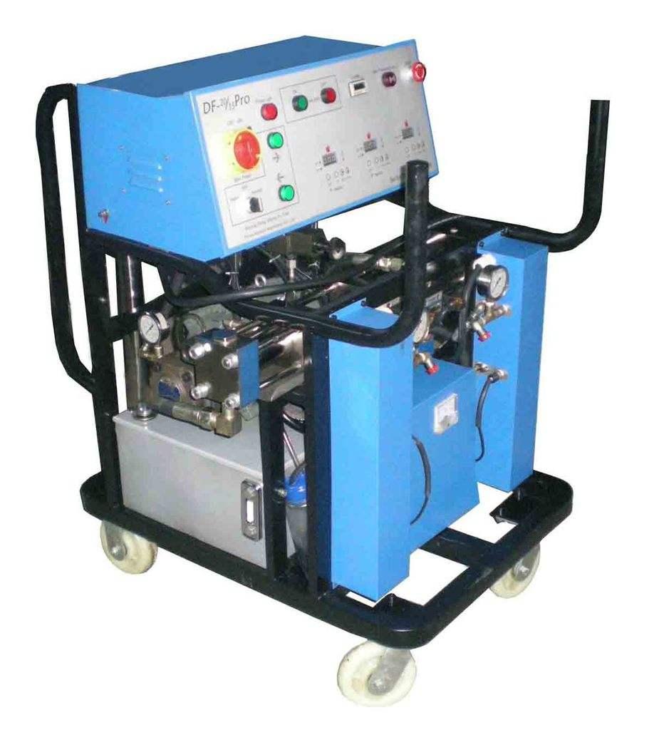 聚氨酯喷涂设备