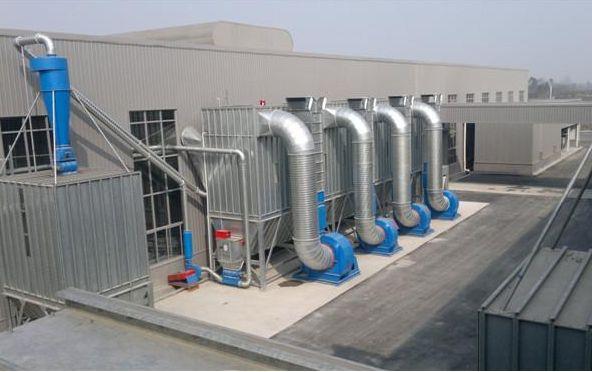 上海除尘设备厂