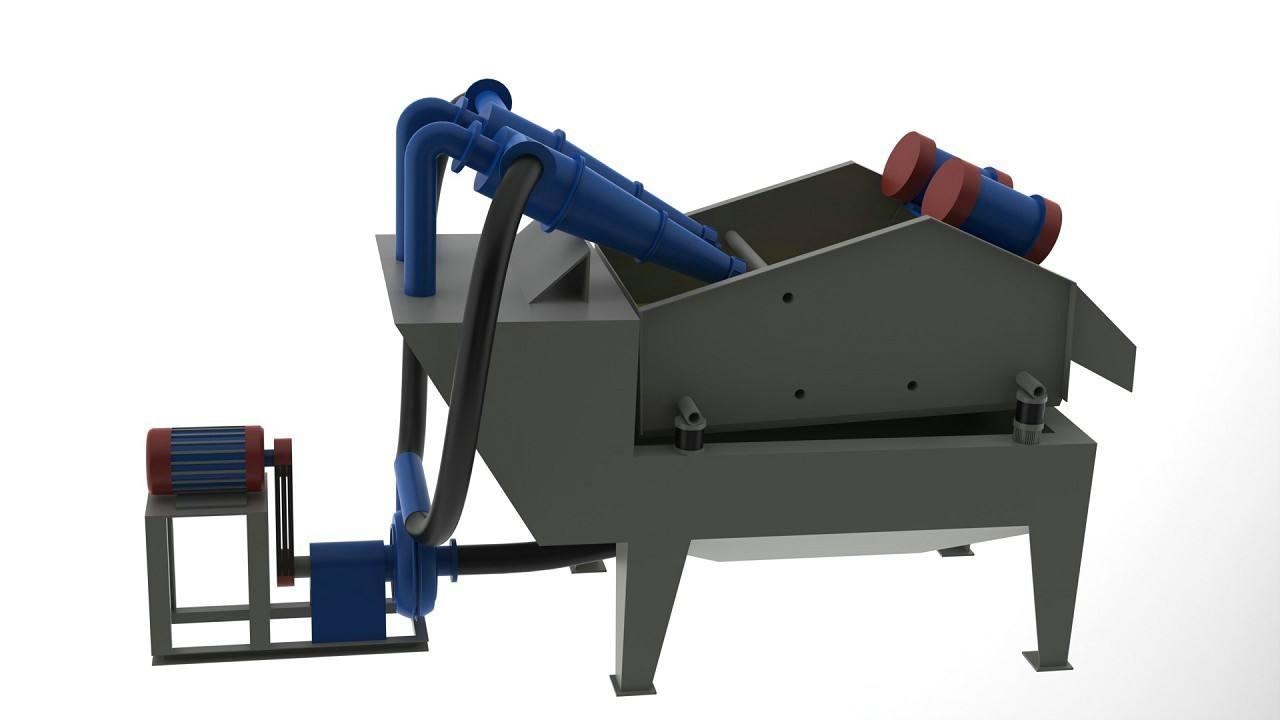 细砂回收设备