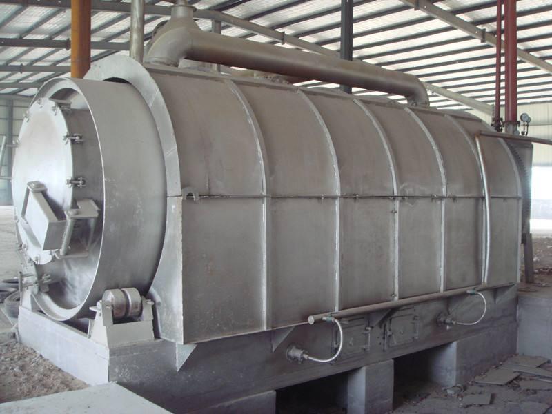 废机油炼油设备