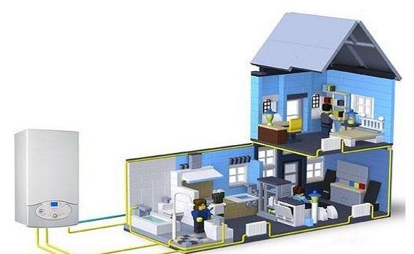 家用供暖设备