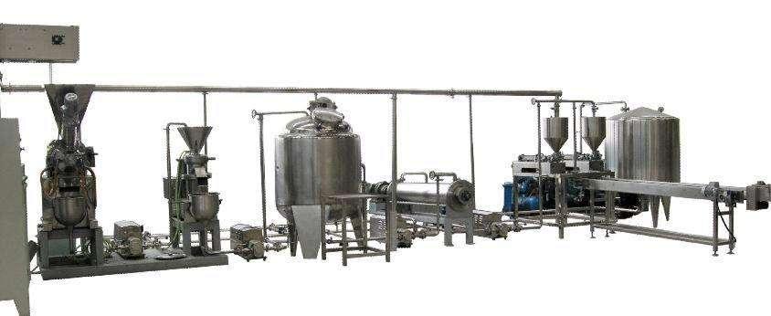 花生酱设备
