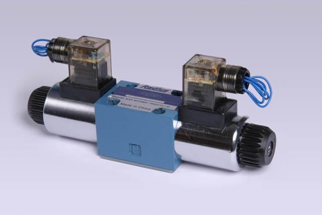 液压电磁阀型号